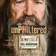unPHILtered - Audiobook