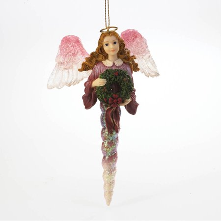 Boyds Charming Angels 4022546 Mary Guardian Angel of Everlasting Life Ornament - Angel with - Boyds Bears Angels