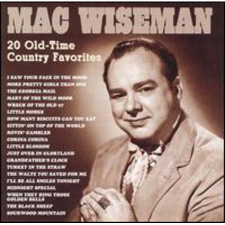 Sings Old Time Country Favorites (Original Stereo Masters -