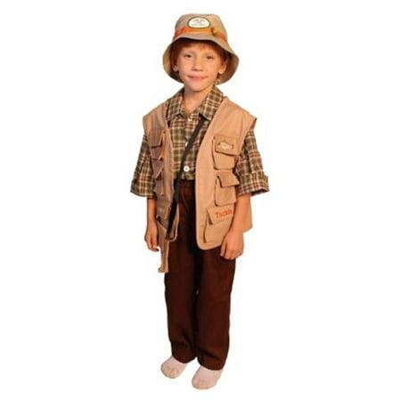 Dress Up America  Boy's 5-piece Fisherman (50's Dress Up Ideas)