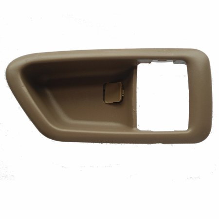 - Parts N Go 1997-2001 Camry Solara Inner Door Handle Trim Bezel Right Hand Passenger Side Front or Rear