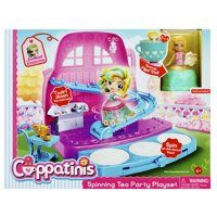 Cuppatinis - Spinning Tea Party Playset