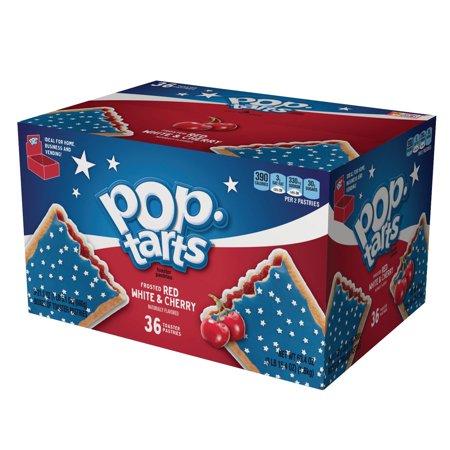 Kellogg's Pop-Tarts Frosted Cherry Toaster Pastries, 14.7 ... |Walmart Cherry Pop Tarts