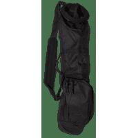 "ProActive Sports 7"" Lightweight Sunday Golf Carry Bag, Black"