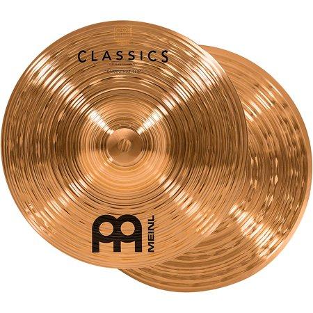 Meinl Classics Mini Hi-Hat Cymbals 10 in.