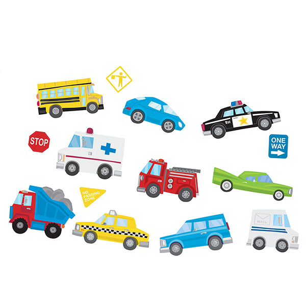InHome To The Rescue Wall Stickers