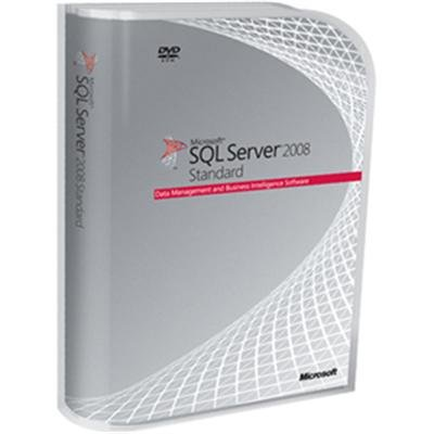 Microsoft SQL Server 2008 R2 Standard Edition 10 Client f...