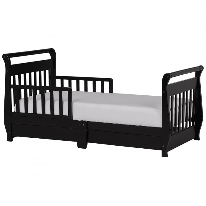 Dream On Me Dallas Toddler Day Bed Steel Grey