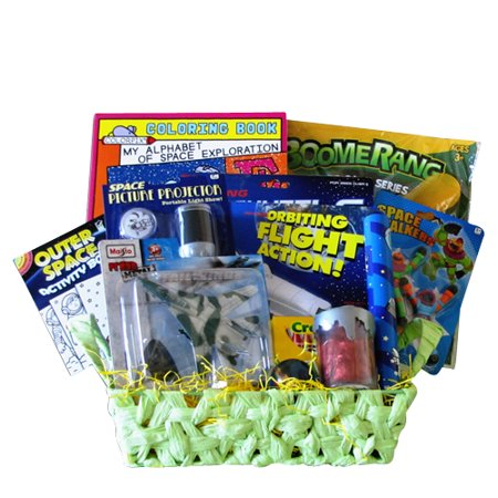 Christmas Gift Baskets for Kids - Sky Is the Limit Fun Filled ...