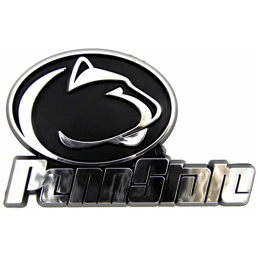 NCAA Penn State Chrome Emblem