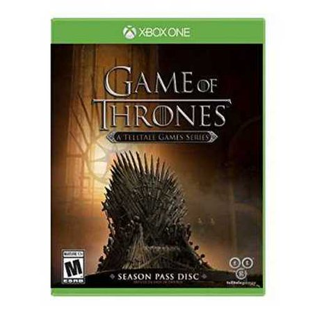 Telltale Games Game of Thrones A Telltale Games Series Xbox One Visit  locations