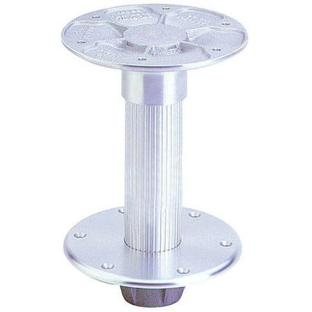 Garelick 75345:01 Table Pedestal for Smaller Boats, Flush Mount Taper Socket Base Only