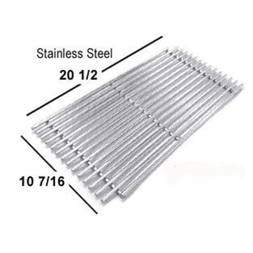 "BBQ Grill DCS Grate Grill Stainless Steel 10 7/16"" by 20 1/2"" MHPCG79SS -"