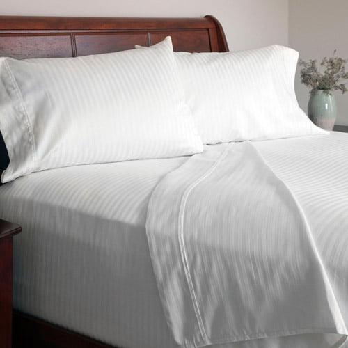 Somerset Home 300-Thread-Count Cotton Sateen Bedding Sheet Set