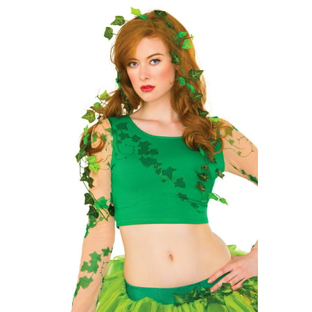 Poison Ivy Leaves Vine - Uma Thurman Poison Ivy