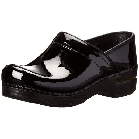 Dansko Womens Professional Clog Closed Toe Clogs ()