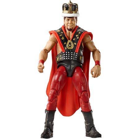 WWE Elite Collection Mattel Hall of Fame Jerry The King Lawler 6 Action FigureJerry The King Lawler By