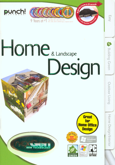 Punch! Home U0026 Landscape Design With NexGen Technology