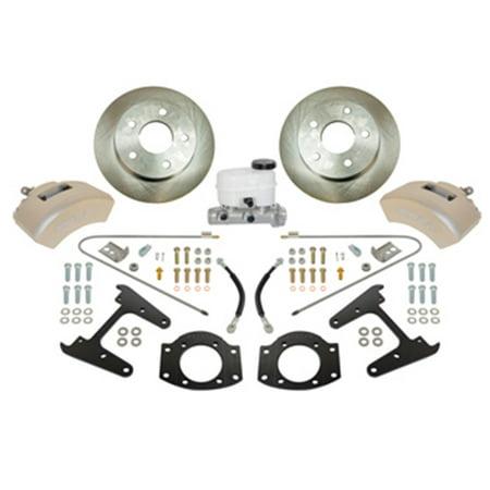 SSBC Performance Brakes A126-2 Drum To Disc Brake Conversion Kit
