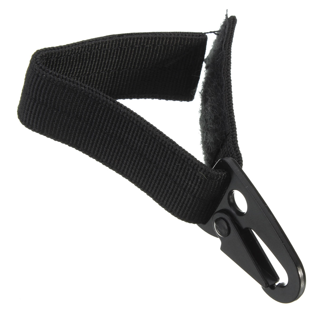 Tactical Military Belt Nylon Carabiner Key Holder Bag Hook Webbing Pressable Buckle Strap Clip US Stock - Walmart.com