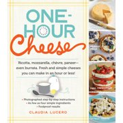 One-Hour Cheese - Paperback