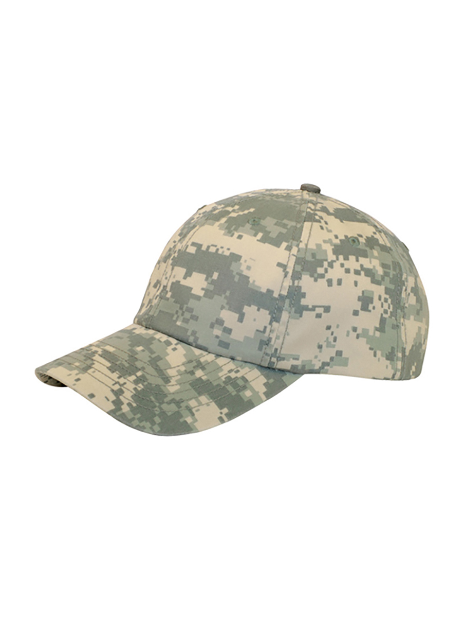 7925b432cfd Top Headwear Enzyme Washed Camouflage Cap - Woodland Digital Camo