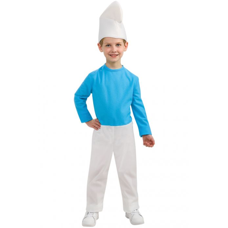 Smurf Child Costume](Vexy Smurf Halloween Costume)