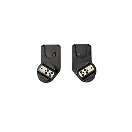 Quinny Zapp Xtra Stroller Replacet Car Seat Adapters, Black ...