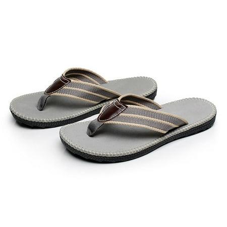 AERUSI Men's Primo Classic Style Sandal Flip - Bulk Flip Flops For Wedding