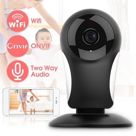 M.Way Wireless IP Camera Night Vision Two-way Audio  with Motion Detection HD 960P Home Security Camera Baby Monitor 110° Wide-Angle Viewing for  Indoor Security Surveillance