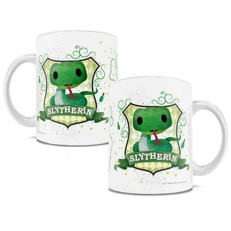 - Trend Setters Harry Potter Slytherin Chibi Cute Geek Coffee Mug
