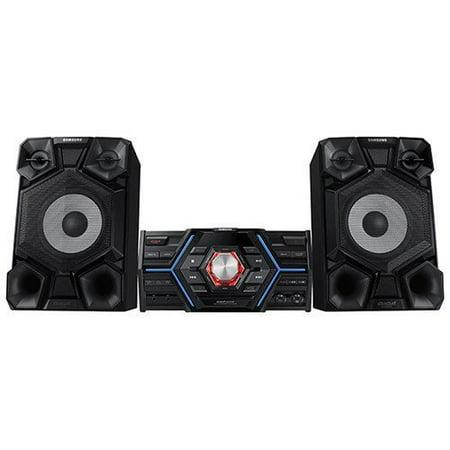 Samsung 1600-Watt Bluetooth Hi-Fi Audio Stereo Sound System With Single Disc Cd Player, AM FM Radio Tuner,... by