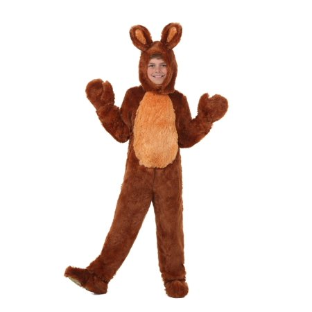 Child Brown Bunny Costume