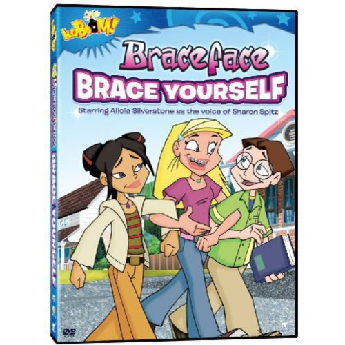Braceface: Brace Yourself - Volume 1 (Full Frame)
