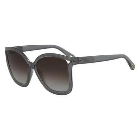 Sunglasses CHLOE CE 737 S 035 GREY ()