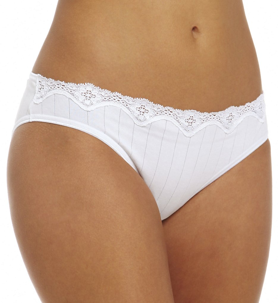 Calida 21321 Etude Bikini with Lace Trim Panty