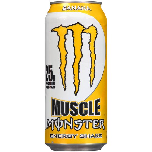 Monster Beverage Monster  Energy Shake, 15 oz