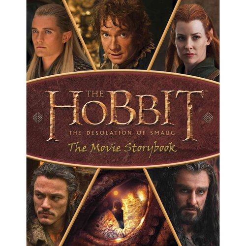 The Hobbit: The Desolation of Smaug - The Movie Storybook