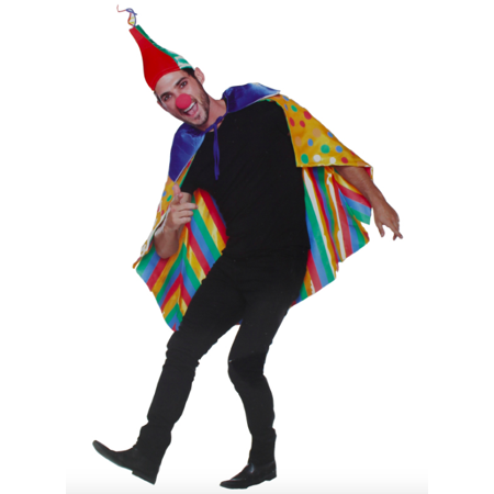 Twisty The Clown Costume For Halloween (Halloween Wholesalers Circus Clown Costume)