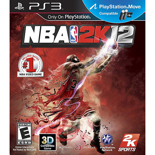 NBA 2K12 (Covers May Vary) PS3