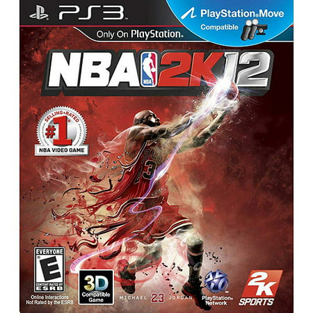 NBA 2K12 (Covers May Vary) PS3 (Nba 2k12 Best My Player)