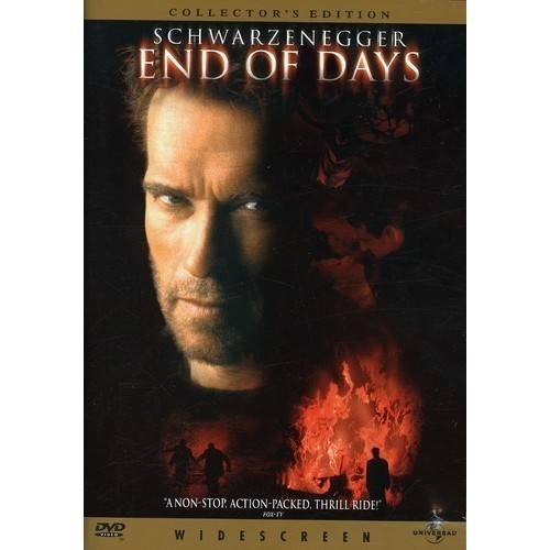 End Of Days (Widescreen)