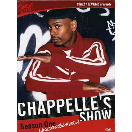 Chappelle's Show: Season One (DVD) (Best Of Dave Chappelle Show)