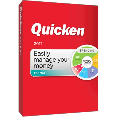 Quicken For Mac 2017 Personal Finance   Budgeting Software