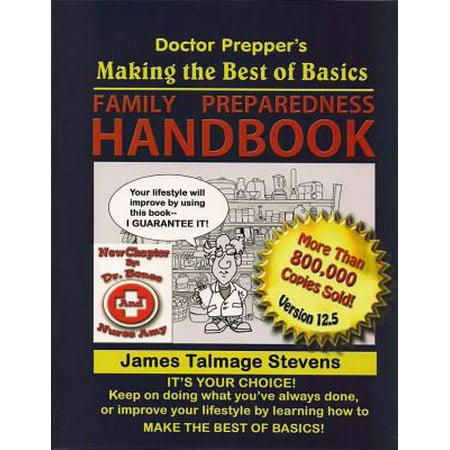 Family Finance Handbook (Doctor Prepper's Making the Best of Basics : Family Preparedness Handbook)