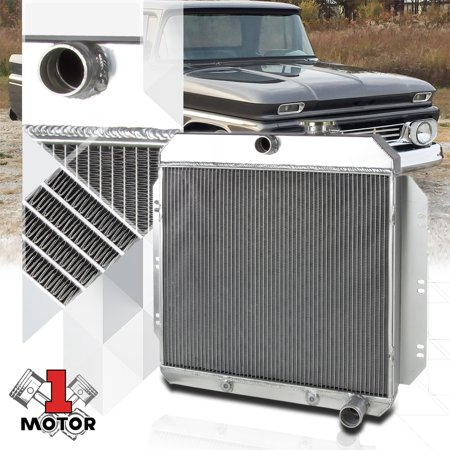 Aluminum 3 Row Core Performance Radiator for 60-62 Chevy/GMC C/K Truck Pickup 61