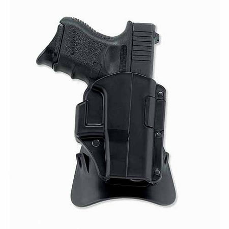 Galco M4X Autolock Paddle Holster, Black, Right Hand - Galco Paddle Holsters