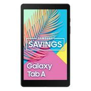"SAMSUNG Galaxy Tab A 8.0"" 32 GB WiFi Android 9.0 Pie Tablet - SM-T290NZKAXAR"