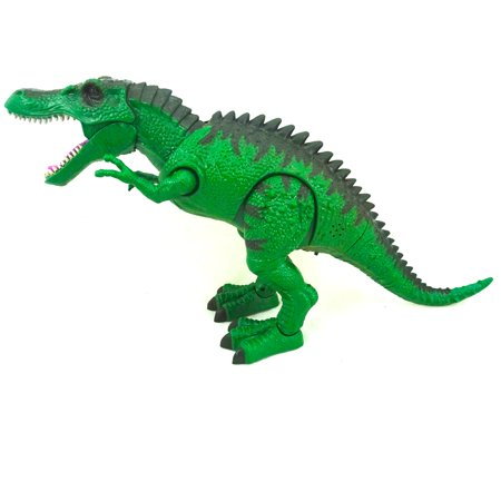 Toy Dinosaur T Rex Battery Operated Walking Kid's Dinosaur Figure