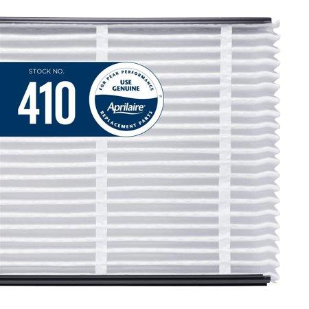 Fits Aprilaire Models - 410 Filter Single Pack for Air Purifier Models 1410, 1610, 2410, 3410, 4400, Aprilaire 410 Air Filters fit the Aprilaire Model 1410, 2410 and.., By Aprilaire